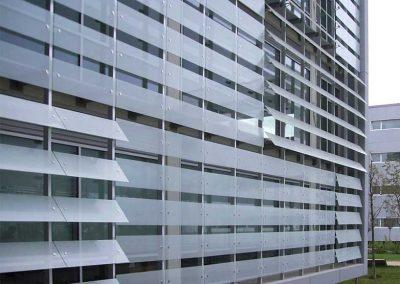 Montaje de fachadas