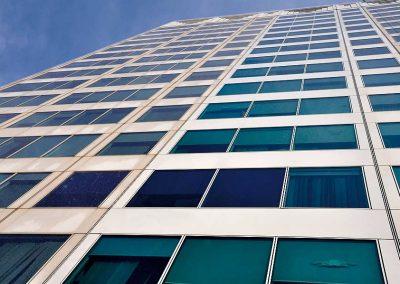 Tratamiento de regeneración de fachadas
