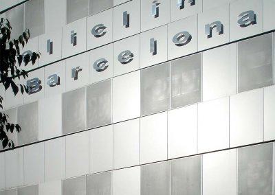 Ingeniería de fachadas
