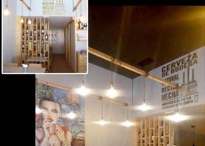 Remodelación total de restaurante | Restaurant la Trobada (Cornellà de Llobregat)